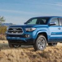 Hankook Tire будет поставлять шины Dynapro HT для 2016 Toyota Tacoma