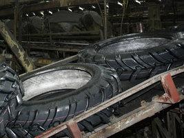 На АШК запустили в производство шину диаметром более 2 метров