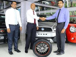 CEAT расширяет присутствие на шинном рынке Шри-Ланки