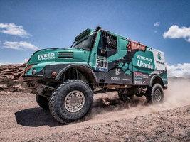 Команда-победитель ралли Дакар использовала шины Goodyear