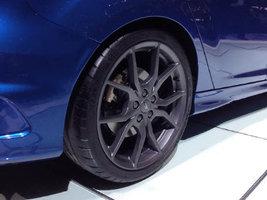 Новый Ford Focus RS оснащается шинами Michelin Pilot Sport Cup 2 и Pilot Super S