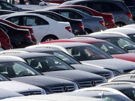 Российский рынок новых легковых автомобилей сократился на 42,28% в январе-ноябре