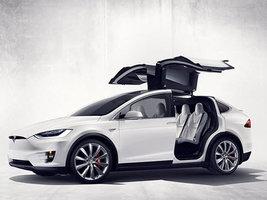 Шины Pirelli выбраны для комплектации Tesla Model X