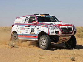 Компания Toyo Tires успешно приняла участие в гонке Africa Eco Race