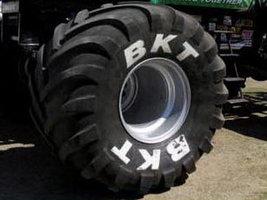 BKT представит новые промышленные шины на выставке в Мюнхене