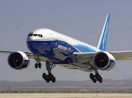 Самолеты Boeing 777 будут комплектоваться шинами Michelin