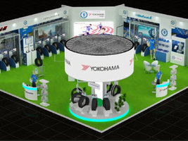 Yokohama Rubber примет участие в индийском автосалоне Auto Expo 2016