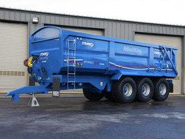 Шины Michelin CargoXBib Heavy Duty выбраны для сельскохозяйственных прицепов Ste