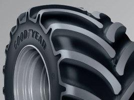 Titan анонсирует выход новых сельскохозяйственных шин Goodyear Optitorque