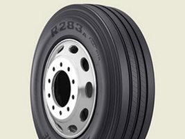 Bridgestone выпускает новые грузовые шины EcopiaR283A