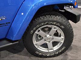 Компания Goodyear представила североамериканским дилерам несколько новых шин