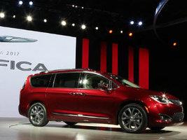 Шины Bridgestone выбраны для комплектации Chrysler Pacifica