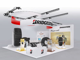 Bridgestone покажет свои шины и резинотехническую продукцию на выставке Bauma-20