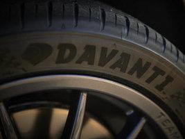 Шинный бренд Davanti отпразднует свою первую годовщину на выставке в Эссене