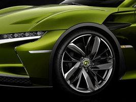 Электромобиль DS E-Tense появится на автосалоне в Женеве с шинами Michelin