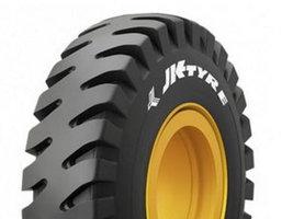 JK Tyre представляет новую шину для портовых погрузчиков