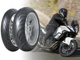 Шины Dunlop RoadSmart III омологированы для двух мотоциклов KTM