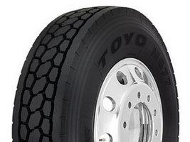 Toyo выпускает новую грузовую шину M677