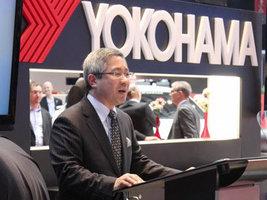 Yokohama представила в Женеве три новых шины
