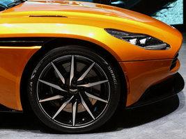 Bridgestone - партнер проекта Aston Martin DB11