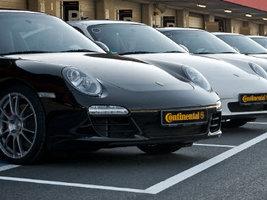 Каждый третий новый автомобиль в Европе оснащается шинами Continental