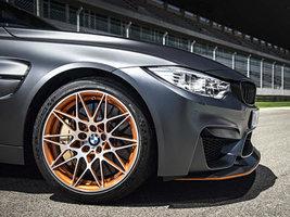 Специальная версия шины Michelin Pilot Sport Cup 2 выбрана для BMW M4 GTS