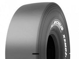 Michelin выпускает новую промышленную шину XSM D2+
