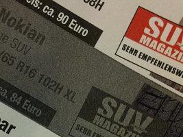 SUV Magazin исключил шины Nokian из результатов летних и зимних тестов