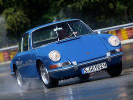 Porsche и Pirelli сделали современные шины для классических спорткаров