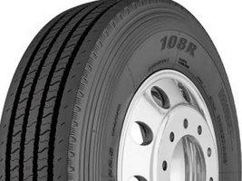Yokohama представляет новую грузовую шину 108R