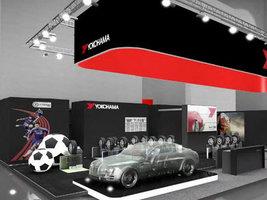 Yokohama представит новые шины на выставке Reifen 2016