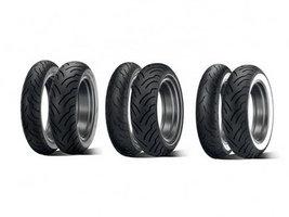 Dunlop выпускает новую линейку мотошин American Elite