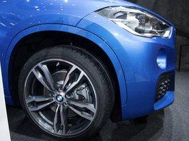 Bridgestone поставляет шины для автомобилей BMW 7-series и X1