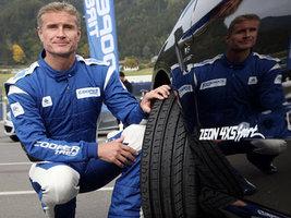 Почетным гостем стенда Cooper Tire на выставке Reifen станет Дэвид Култхард
