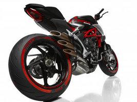 Pirelli и MV Agusta вместе создали мотоцикл Diablo Brutale