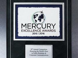 Корпоративный журнал Hankook получил награду Mercury Excellence Award