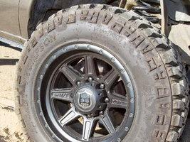 Mickey Thompson выпустит новые типоразмеры шин Baja MTZ P3