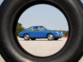 Pirelli - победитель тестов шин для классических автомобилей