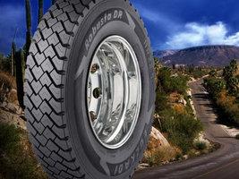 Continental выпускает новые грузовые шины мексиканского бренда Euzkadi