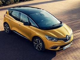 Goodyear поставляет шины для нового поколения Renault Scénic