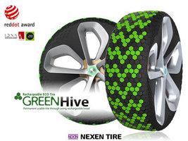 Концепт-шина Nexen получила награду Red Dot Design Award