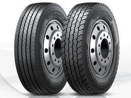 Hankook выпускает новые грузовые шины для региональных перевозок SmartFlex AH35