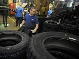 Ярославский шинный завод увеличил выпуск шин на 17%