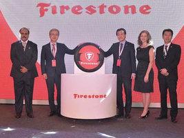 Bridgestone выводит шинный бренд Firestone на рынок Индии