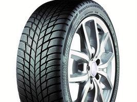 Bridgestone выпускает зимнюю версию шин DriveGuard