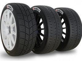 Dmack представляет новые асфальтовые шины для чемпионата WRC