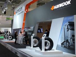 Hankook готовит премьеру новых грузовых шин в Ганновере