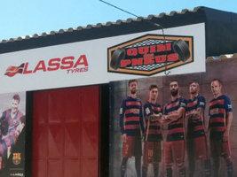 Бренд Lassa Tyres открыл первый фирменный магазин в Португалии