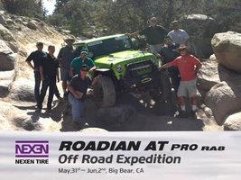 Шины Nexen Roadian AT Pro приняли участие в экстремальном путешествии