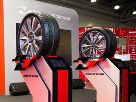 Бренд NITTO представил в Москве новые шины